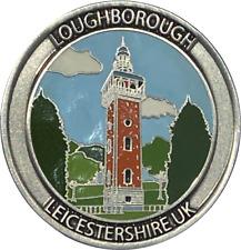 Loughborough Sockman Geocoin Geocaching Trackable