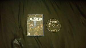 X Men Next Dimension PS2 PAL.
