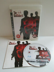 Sony Playstation 3 PS3 - The Godfather II