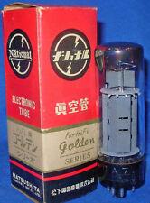 """NOS / NIB Matsushita EL34 / 6CA7 Twin """"D"""" Getter 1959 Golden Series for Hi Fi"""