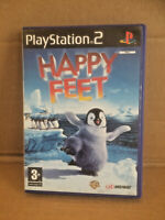 Happy Feet Sony PlayStation 2 2006 PS2 Complete with manual
