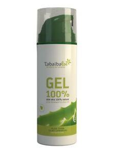 GEL 100% ALOE VERA hidratante protector Tabaiba Islas Canarias 150ML