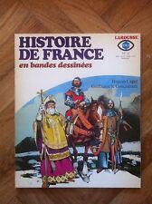HISTOIRE DE FRANCE EN BANDE DESSINEE No 4  (F54)