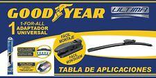 """Escobilla GOOD YEAR pasajero HYUNDAI i30 CW SW (O.E. Flats) a�os 04/08- (18"""" ..."""