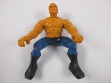 Figurine MARVEL FANTASTIC FOUR - THING (Tri-Cycle) - TOY BIZ 2005 Loose