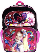 "JOJO Siwa Backpack Girl 16"" School Bag Kid Ideal Back to School"