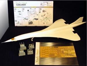 Metallic Details 1/144 Concorde Detail Set for Revell kit