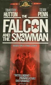 The Falcon and the Snowman DVD 1985 Timothy Hutton, Sean Penn Thriller Movie
