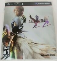 Final Fantasy XIII-2 (Sony PlayStation 3) COMPLETE