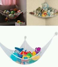 Clippasafe Toy  Hammock Teddy Storage Wall Mounted Hanging Stuffed BOY♡GIRL/KID