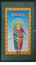 Triloka Global Shaman Tibetan Gift Set, Stick & Rope Incense/Holder/Cloth/Guide