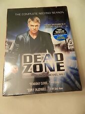 DEAD ZONE DVD SET - THE COMLETE SECOND SEASON - NEW IN PACKAGE