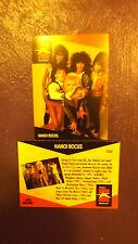 Hanoi Rocks 1 US ProSet Super Stars MusiCards: #182 Michael Monroe