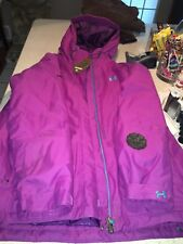 Women's Under Armour XL Skullcandy Purple Ski Jacket, Coat