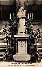 CPA MARSEILLE Oeuvre de St-Antoine Rue du Chamas 1 (403224)