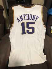 Reebok Carmelo Anthony Denver Nuggets Blazers Hardwood Jersey Size XXL Dfunkd