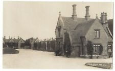 WELBECK Post Office, RP Postcard by London Stores, Langwith, Unused