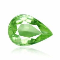 Tsavorite Garnet 2.14ct rich green color 100% natural earth mined from Tanzania