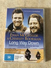 LONG WAY DOWN COMPLETE SERIES  DVD R4 AUS SELLER AUS RELEASE