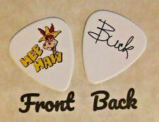 BUCK OWENS band logo signature guitar pick -(U)