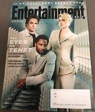Entertainment Weekly July 2020 Tenet Robert Pattinson Christopher Nolan