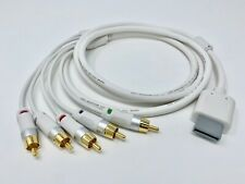 Belkin Component Audio + Video Cable for Nintendo Wii 6 Feet F2CV002-06-WII
