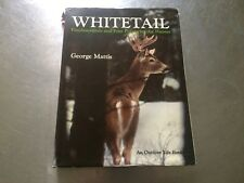 Whitetail fundamentals and fine points for the George Mattis 1969 Hardcover 6572