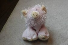 Ganz Webkinz Pink Pig Farm Animals Plush Stuffed