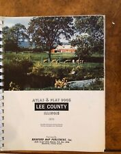 Land Atlas and Plat Book, Lee County, Illinois, 1976, Historic Maps