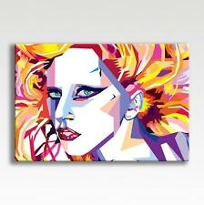 "LADY GAGA - CANVAS Fame Artpop Pop Art Poster Pic Wall Art 30"" x 20"" CANVAS"