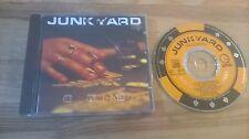 CD Rock Junkyard - Sixes, Sevens & Nines (10 Song) GEFFEN Br Baker Bad Religion