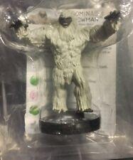 Abominable Snowman Wk-005 Sealed Op Le Wizkids Miniature Mystical Heroclix