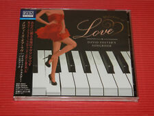 VA MELODIES OF LOVE DAVID FOSTER'S SONGBOOK  JAPAN BSCD2 Blu-spec CD
