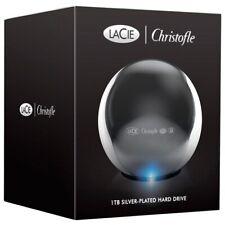 NIB HDD Lacie Christofle Sphere 1TB