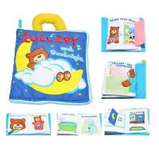 NEW  Baby Learning & Education Cloth Book
