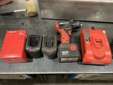 """Snap On 3/8"""" Drive Cordless Impact Wrench 14.4v"""