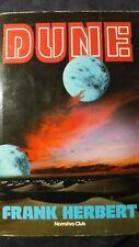 Herbert: Dune Narrativa club 1985