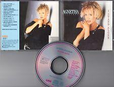 Agnetha Fältskog CD I STAND ALONE (c) 1987 WEA