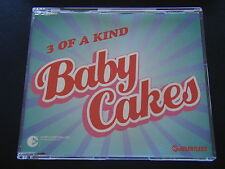 BABY CAKES - 3 OF A KIND CD
