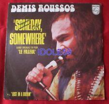 Disques vinyles 45 tours pour chanson française Demis Roussos