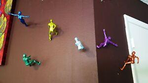 Modern and Men Sculpture Climbers - 3D Wall Art - 8 colors Free Shipping
