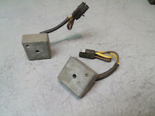 Vintage Arctic Cat snowmobile voltage regulator 4 wire