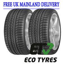 2X Tyres 285 40 R19 103Y GoodYear Eagle F1 Asymmetric N0 E C 73dB