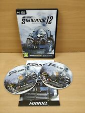 Trainz Simulator 12 Maintenant Multijoueur Game 100% Complete FRENCH