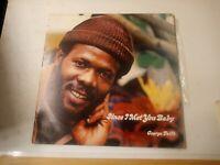 George Faith – Since I Met You Baby - Vinyl LP 1982
