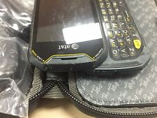 Pantech Crossover - Black (Unlocked) Smartphone P8000. Heavy Cosmetic Use