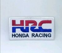 HRC Honda Racing Biker Jacket Embroidered Iron on Sew on Patch j249