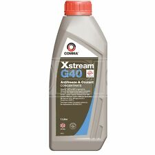 Comma Xstream G40 Concentrated Antifreeze / Coolant (XSG401L) - 1 Litre