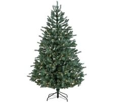 Collection 6ft Pre-Lit Christmas Tree - Frosted Blue. BNIB