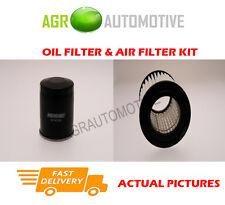 PETROL SERVICE KIT OIL AIR FILTER FOR HONDA CR-V 2.0 150 BHP 2002-06